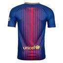 FC Barcelona 17/18 Home Replica S/S Football Shirt