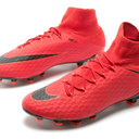 Hypervenom Phatal III Dynamic Fit FG Football Boots