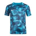 Dry Fit Kids Squad S/S Football Shirt