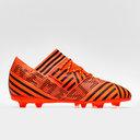 Nemeziz 17.1 FG Kids Football Boots