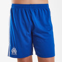 Olympic Marseille 17/18 Kids Away Football Shorts