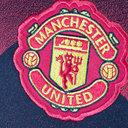 Manchester United 17/18 Kids Pre-Match Football Training Shirt
