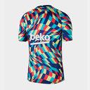 Barcelona Pre Match Shirt 20/21 Mens