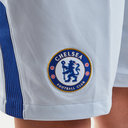 Chelsea FC 17/18 Kids Away Football Shorts