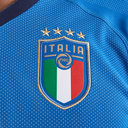 Italy 2018 Home S/S Replica Football Shirt