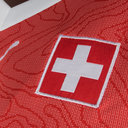 Switzerland 17/18 Home S/S Replica Football Shirt