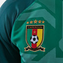 Cameroon 17/18 Home S/S Replica Football Shirt