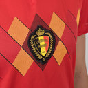 Belgium 2018 Ladies Home S/S Replica S/S Football Shirt
