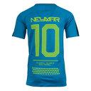 Neymar Dry Squad Kids GX S/S Football Shirt