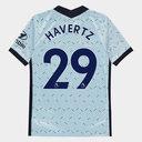 Chelsea Kai Havertz Away Shirt 20/21 Kids