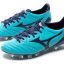 Morelia Neo K Leather II MD FG Football Boots