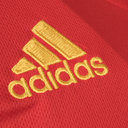 Belgium 2018 Home S/S Replica Football Shirt
