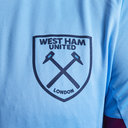 West Ham United 18/19 Players S/S Football Training Shirt