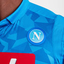Napoli 18/19 Home S/S Players Match Football Shirt