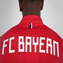 Bayern Munich 18/19 ZNE Football Jacket