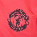 Manchester United 18/19 Kids S/S Football Training Shirt