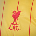 Liverpool 1982 Away Crown Paints Retro Football Shirt