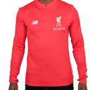 Liverpool FC 18/19 Elite Mid Layer Football Training Top