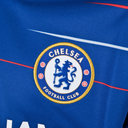 Chelsea FC 18/19 Home Kids S/S Replica Football Shirt