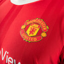 Manchester United Authentic Home Shirt 2021 2022