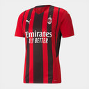 AC Milan Authentic Home Shirt 2021 2022