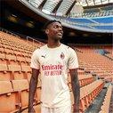 AC Milan Away Shirt 2021 2022