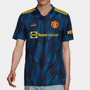 Manchester United Third Shirt 2021 2022