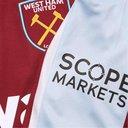 West Ham United Home Shirt 2021 2022 Ladies