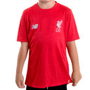 Liverpool FC 18/19 Kids Football Training T-Shirt