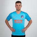 Atletico Madrid 18/19 Away S/S Football Shirt