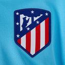 Atletico Madrid 18/19 Away Kids S/S Football Shirt