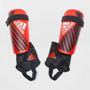 X Club Football Shin Guards