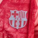 FC Barcelona 18/19 3rd Kids S/S Stadium Replica Football Shirt