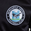 Newcastle United 1982 Retro Football Track Jacket