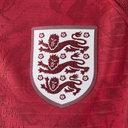 England Womens 2019 Away Authentic Match Vapor S/S Football Shirt