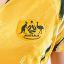 Australia Womens 2019 Home S/S Replica Football Shirt