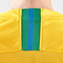 Brazil Womens 2019 Home S/S Replica Football Shirt