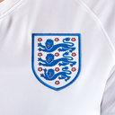 England Womens 2019 Home S/S Replica Football Shirt