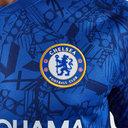 Chelsea 19/20 Home S/S Replica Football Shirt