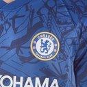 Chelsea Home Short Sleeve Shirt Junior Boys