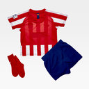 Atletico Madrid 19/20 Home Mini Kit