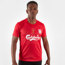 Liverpool 2005 Istanbul Home S/S Retro Football Shirt