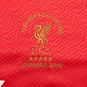 Liverpool 2005 Istanbul S/S Retro Football Shirt
