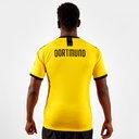 Borussia Dortmund 19/20 Home Players Authentic Football Shirt