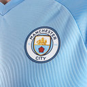 Nike Manchester City 19/20 Home Players Authentic S/S Football Shirt