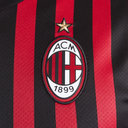 AC Milan 19/20 Home Authentic S/S Football Shirt