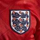 England 88/89 Away Retro Football Shirt