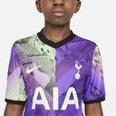 Tottenham Hotspur Third Shirt Kids 2021 2022