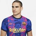 Barcelona Match Third Shirt 2021 2022