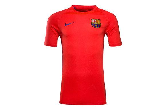 Nike Football 00 Players Fc 1617 Training Barcelona £10 Shirt 7xApq7wr